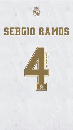 Sergio Ramos of Real Madrid wallpaper. Ramos Real Madrid, Real Madrid Pictures, Real Madrid Logo, Real Madrid Club, Real Madrid Players, Iphone Wallpaper Cat, Galaxy Wallpaper, Real Madrid Football, World Football
