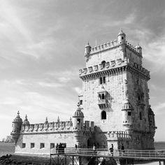 Tower of Belem - Lisbon, Portugal