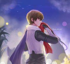 By yuu_chi_art on ig Mobile Legend Wallpaper, Mobile Legends, Sasunaru, Bang Bang, Artists Like, True Colors, Chibi, Anime Art, Hero