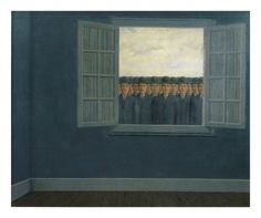 René Magritte - Le Mois des Vendanges