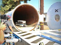 [INNOVATION] Nouveau #record de #vitesse battu pour l'#hyperloop #beforgo #voyage