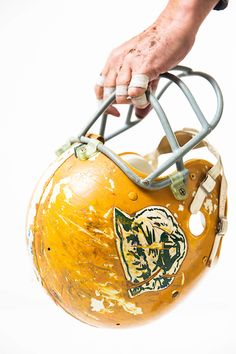 "NMU's Homecoming theme this year is ""The Decades"". Check out this flashback to the helmets of our 1975 NCAA Champion Wildcat Football Team! Homecoming Themes, Homecoming Week, Welcome Students, School Spirit, Football Team, Helmets, Champion, Check, Hard Hats"