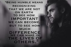 Brock O'Hurn - Make a Difference