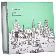 Shop Too Cool For School's Dinoplatz Dear Brachiosaurus Blotting Paper at Sephora. This set of oil-blotting sheets mattifies and leaves makeup intact. Blotting Paper, I Go Crazy, All Things Beauty, Beauty Stuff, Foundation Primer, Cosmetic Design, Color Me Beautiful, Too Cool For School, Toy Store