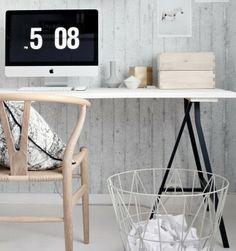 Lovenordic Design Blog: NICE OFFICE STYLING