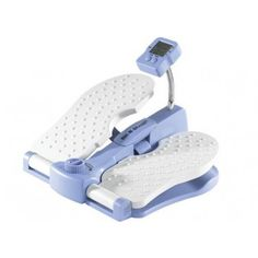 """Sit-N-Stroll Portable Foot Exerciser  Sit-N-Stroll is a simple, easy approach to better health that is recommended and approved by doctors. The Sit-N-Stroll provides the benefits of """"walking"""" while you're sitting by improving lower-leg circulation."""