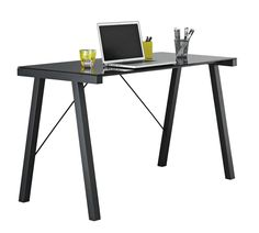 25 best danetti cavour black glass desk images black glass desk rh pinterest com