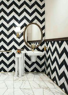 we love this monochrome tile design bathroom ideas bathroom rh pinterest com