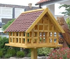 bauplan f r ein vogelfutterhaus free bird feeder plan garden pinterest v gel haus und. Black Bedroom Furniture Sets. Home Design Ideas