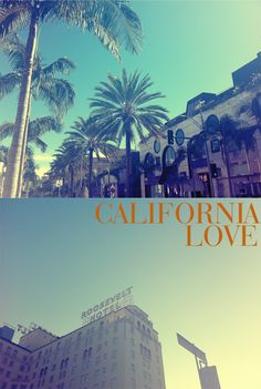 california | love