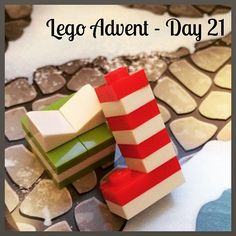 Lego Advent - Day 21 #villiageisgrowing #presents #lego #love #legofans #fun #family #festivities #advent #christmas #stocking