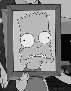 《The Simpsons / Bart Simpson》 Simpsons Tattoo, Simpsons Drawings, Simpsons Funny, Simpsons Art, Simpson Wallpaper Iphone, Cartoon Wallpaper, Cartoon Profile Pictures, Cartoon Pics, Petit Tattoo