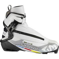 Salomon SLAB Carbon Skate Yellow xc Langlauf