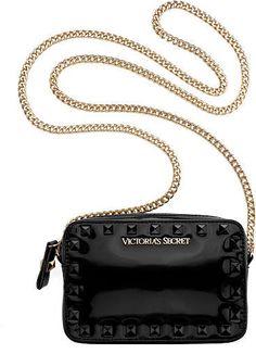 Victoria's Secret NEW!Studded Crossbody Bag