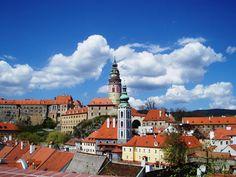 ユーラシア旅行社のツアー 自由旅行 ツアー  チェコ チェスキークルムロフ