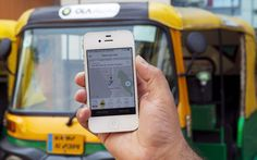 Uber cứ thụt lùi các đối thủ cứ tiến lên: Ứng dụng gọi xe Ola của Ấn Độ vừa nhận khoản đầu tư 2 tỷ USD