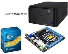 The CustoMac mini, nice computer for a fraction of the macPrice