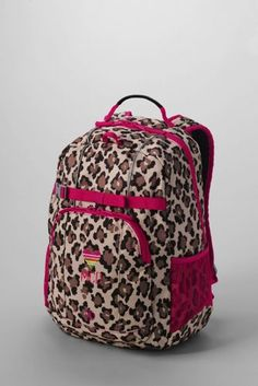 Print ClassMate® Small Backpack from Lands' End