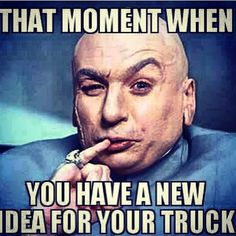 Shop for the best pickup truck & SUV accessories for your Chevy, Ford, Dodge, Ram, Toyota & GMC. Cool Trucks, Big Trucks, Chevy Trucks, Lifted Trucks, Truck Drivers, Peterbilt Trucks, Semi Trucks, Car Jokes, Truck Memes