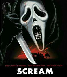 Scream Horror Movie Slasher 90s