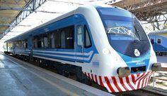Tren turístico en Jujuy
