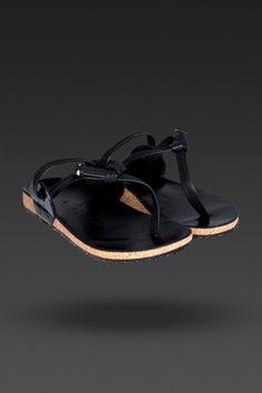 OTZ Women's Tara Sandal in Black