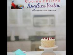 TORTA DE MERENGUE - YouTube Chile, Baby Shower, Chocolate, Breakfast, Candy, Butter Pound Cake, Cup Cakes, Cookies, Merengue
