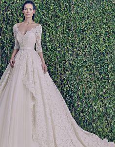 Zuhair Murad Wedding Dresses 2015 Collection Modwedding Wedding Dresses Zuhair Murad Wedding Dresses 2014 Convertible Wedding Dresses