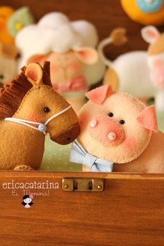 Fazendinha ♥ by Ei menina! - Erica Catarina, via Flickr