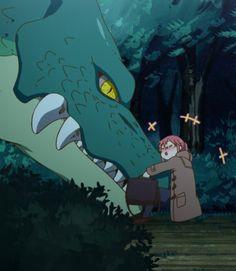 kobayashi-san chi no maid dragon, Tohru y Kobayashi
