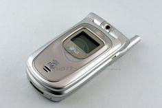 2004 - LG U8120  #LGphone #U8120 #UMTS #Klapphandy