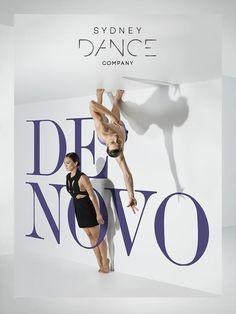 Sydney Dance Company - De Novo - Melissa Baillache Portfolio - The Loop