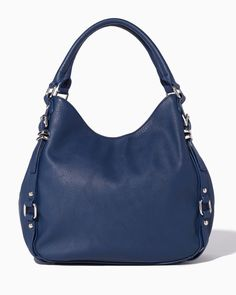 charming charlie | Calley Multi-Buckle Hobo Bag #charmingcharlie