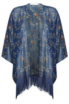 Bishop   Young Niki Floral Kimono