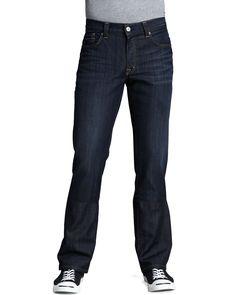 5011 Straight Calvary Jeans, Men's, Size: 30, Blue - Fidelity