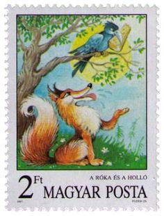 El cuervo y la zorra
