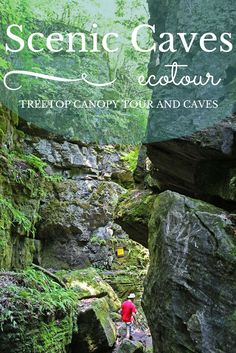 Scenic Caves Eco Adventure Tour with LifeExperiences - Justin Plus Lauren Adventure Activities, Adventure Tours, Adventure Travel, Cool Places To Visit, Places To Go, Wasaga Beach, Ontario Travel, Travel Tours, Amazing Adventures