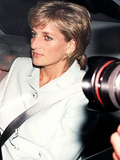 Diana, Princess of Wales in 1996.