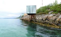 Diálogo entre arquitectura y Ártico - Noticias de Arquitectura - Buscador de Arquitectura