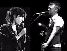 La cantante Patti Smith y Thom Yorke participarán en un evento en Paris por el cambio climático