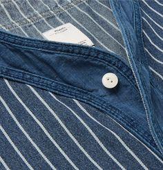 Visvim - Dugout Indigo-Dyed Cotton Shirt