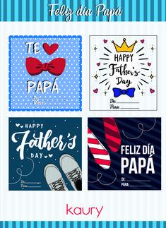 No te quedes sin imprimir tu  tarjeta de regalo para papá... #fathersday #kauryoficial #felizdiapapá #ilovedaddy #fathersgift #gift #fathersdaycards Ideas Para, Playing Cards, Gift Cards, Parents, Cookies, Meet, Playing Card Games, Game Cards, Playing Card