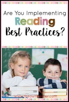 Are you implementing reading best practices in your classroom, or are you still teaching old reading practices? This post explains both reading practices!