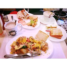 Breakfast in America