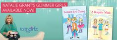 Giveaway at Just Commonly: Natalie Grant's Glimmer Girls #BookGiveaway