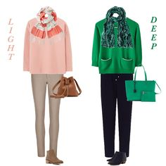 How to wear colour, my best colours