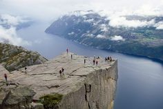 Ryflke, Norwegen