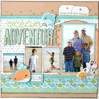 A Project by Jana Eubank from our Scrapbooking Gallery originally submitted 05/03/10 at 10:41 AM