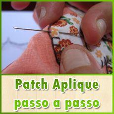 Patch Aplique passo a passo