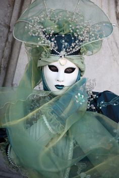 Nice portrait of a Carnevale goer (IMG_3538a) | Flickr - Photo Sharing!